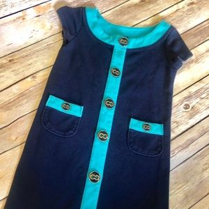 Baby Gap Navy Blue Dress Size 3